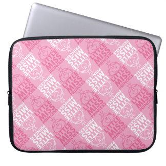 Capa Para Laptop Senhorita pequena princesa | bonito no teste