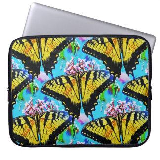 Capa Para Laptop Swallowtails abundante….