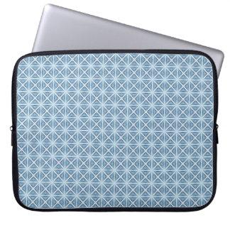 Capa Para Laptop Teste padrão do inverno