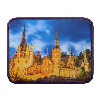 """Capa Para MacBook Air Ar 13"""" de Macbook castelo horizontal de Peles"""