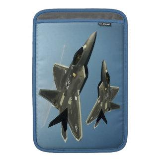 Capa Para MacBook Air Avião de combate F-22