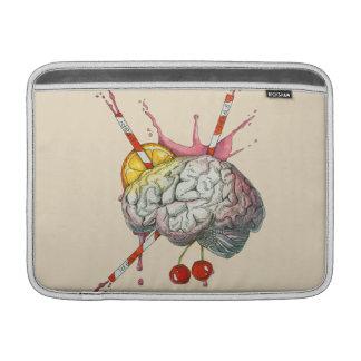 Capa Para MacBook Air Cérebro suculento