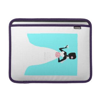 Capa Para MacBook Air Cobrir do laptop da dama de honra