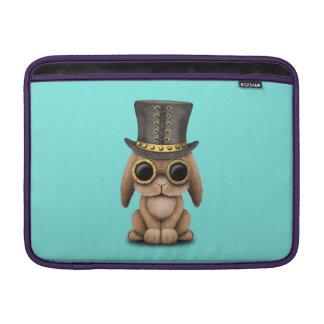 Capa Para MacBook Air Coelho de coelho bonito do bebê de Steampunk