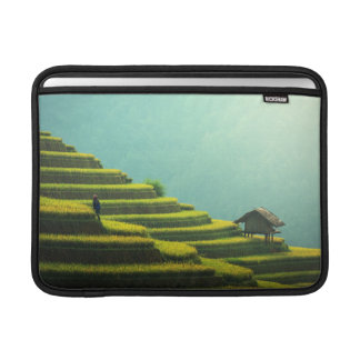 Capa Para MacBook Air Colheita do arroz da agricultura de China
