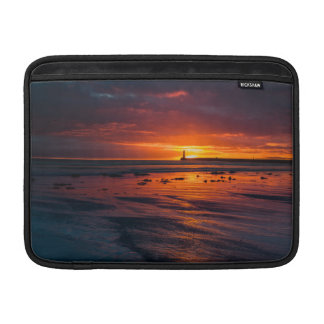 Capa Para MacBook Air Nascer do sol na luva de ar de Roker Macbook