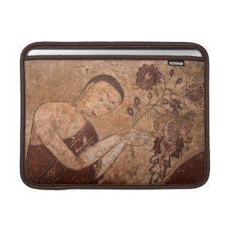 Capa Para MacBook Air Pintura budista antiga