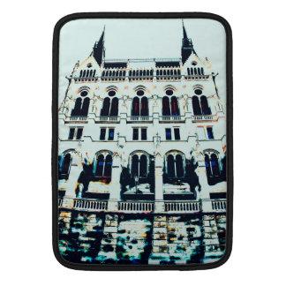 Capa Para MacBook Air Pintura húngara do parlamento