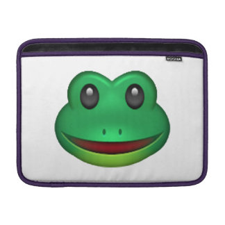 Capa Para MacBook Air Sapo - Emoji