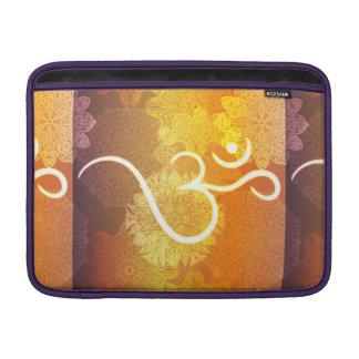 Capa Para MacBook Air Teste padrão indiano do ornamento com símbolo do