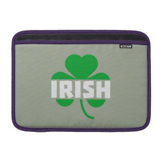 Capa Para MacBook Air Trevo irlandês Z2n9r do cloverleaf