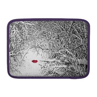 Capa Para MacBook Air Um beijo antes de morrer?