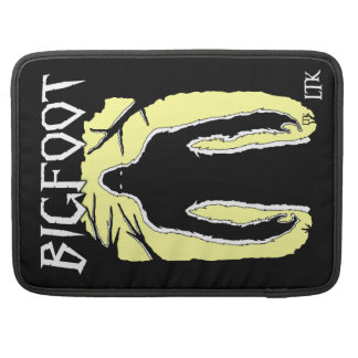 Capa Para MacBook Bigfoot