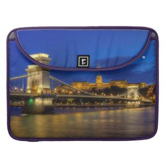 Capa Para MacBook Budapest, Hungria