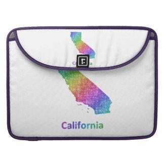 Capa Para MacBook Califórnia