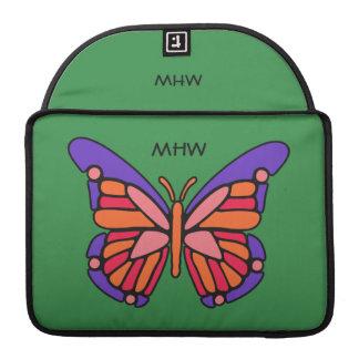 Capa Para MacBook Capas feitas sob encomenda de MacBook do monograma