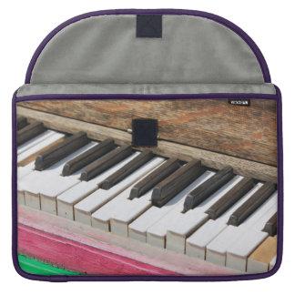 Capa Para MacBook Chaves 2 do piano