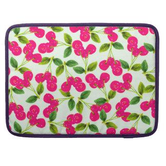 Capa Para MacBook Colheita de cereja