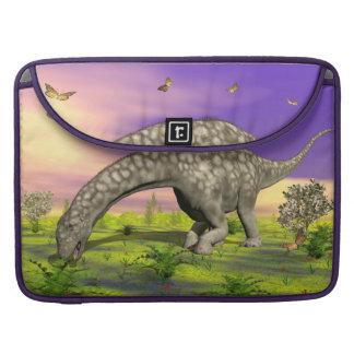 Capa Para MacBook Comer do dinossauro do Argentinosaurus - 3D rendem