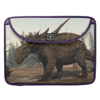 Capa Para MacBook Dinossauro de Sauropelta - 3D rendem