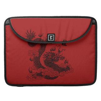 Capa Para MacBook Dragão chinês