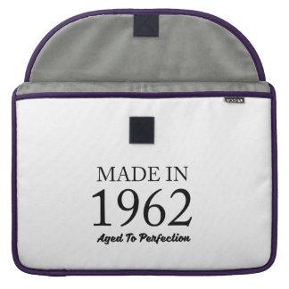 Capa Para MacBook Feito em 1962