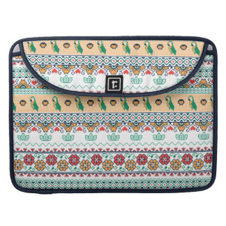 Capa Para MacBook Frida Kahlo | Patrón de Colores