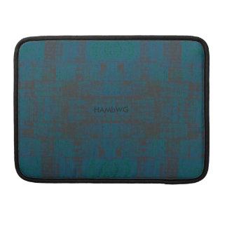 Capa Para MacBook HAMbWG - luva de Macbook do rickshaw -