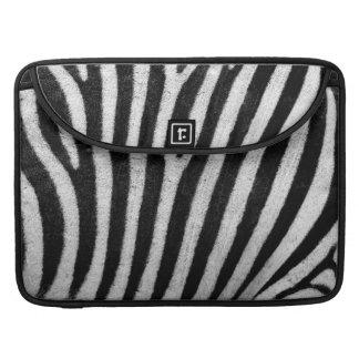 Capa Para MacBook Luva de Macbook do abstrato do impressão da zebra