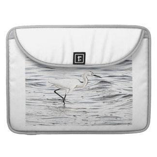 Capa Para MacBook Luva de MacBook do Egret