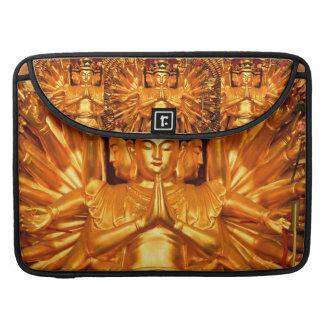 CAPA PARA MacBook LUVA DOURADA 15 DO MAC DE BUDDHAS DENTRO