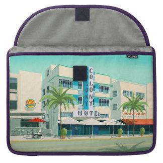 Capa Para MacBook Miami