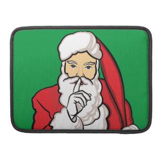 Capa Para MacBook Natal Papai Noel