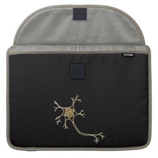 """Capa Para MacBook NeuroWebVet 15"""" luva de saco do rickshaw"""