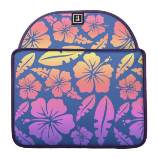 Capa Para MacBook Noitebook Suco Florido no Havai