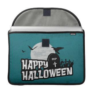 Capa Para MacBook O Dia das Bruxas feliz