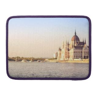 Capa Para MacBook O parlamento de Budapest
