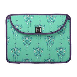 Capa Para MacBook Ornamento asteca tribal étnico do vintage
