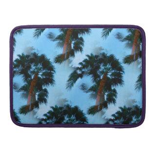Capa Para MacBook Pro A bolsa de laptop das palmeiras