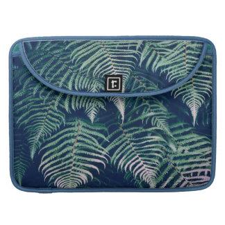 Capa Para MacBook Pro A samambaia tropical verde sae do teste padrão