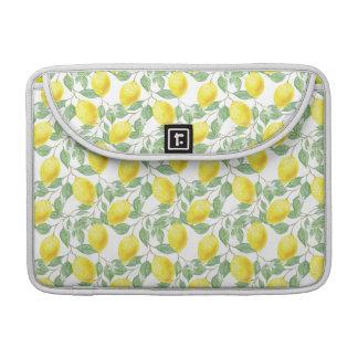 Capa Para MacBook Pro Árvore de limão frutificando
