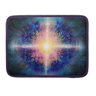 Capa Para MacBook Pro Azul 5 da mandala H066