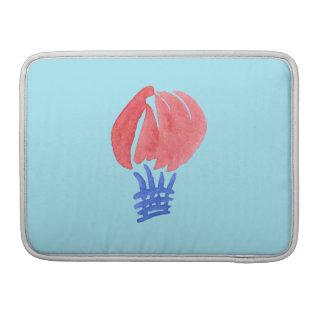 """Capa Para MacBook Pro Balão de ar Macbook pro 13"""" luva"""