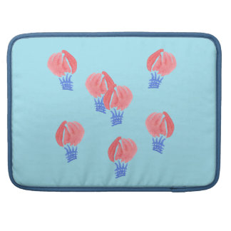 "Capa Para MacBook Pro Balões de ar Macbook pro 15"" luva"