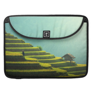 Capa Para MacBook Pro Colheita do arroz da agricultura de China