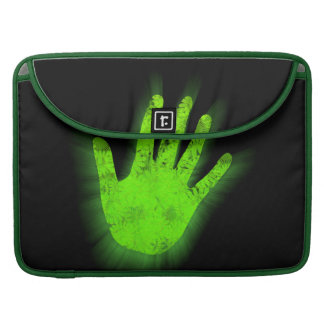 Capa Para MacBook Pro Cópia de incandescência da mão