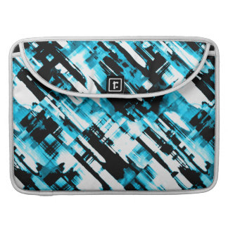 Capa Para MacBook Pro Digitalart G253 do preto azul de MacBook Pro da