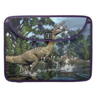 Capa Para MacBook Pro Dinossauro de Austroraptor