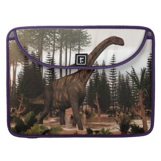 Capa Para MacBook Pro Dinossauro de Jobaria - 3D rendem