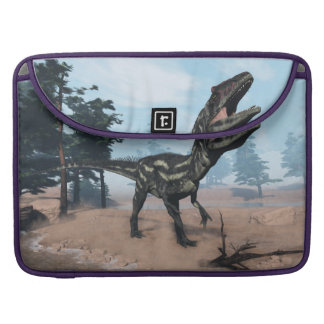 Capa Para MacBook Pro Dinossauro do Allosaurus que ruje - 3D rendem
